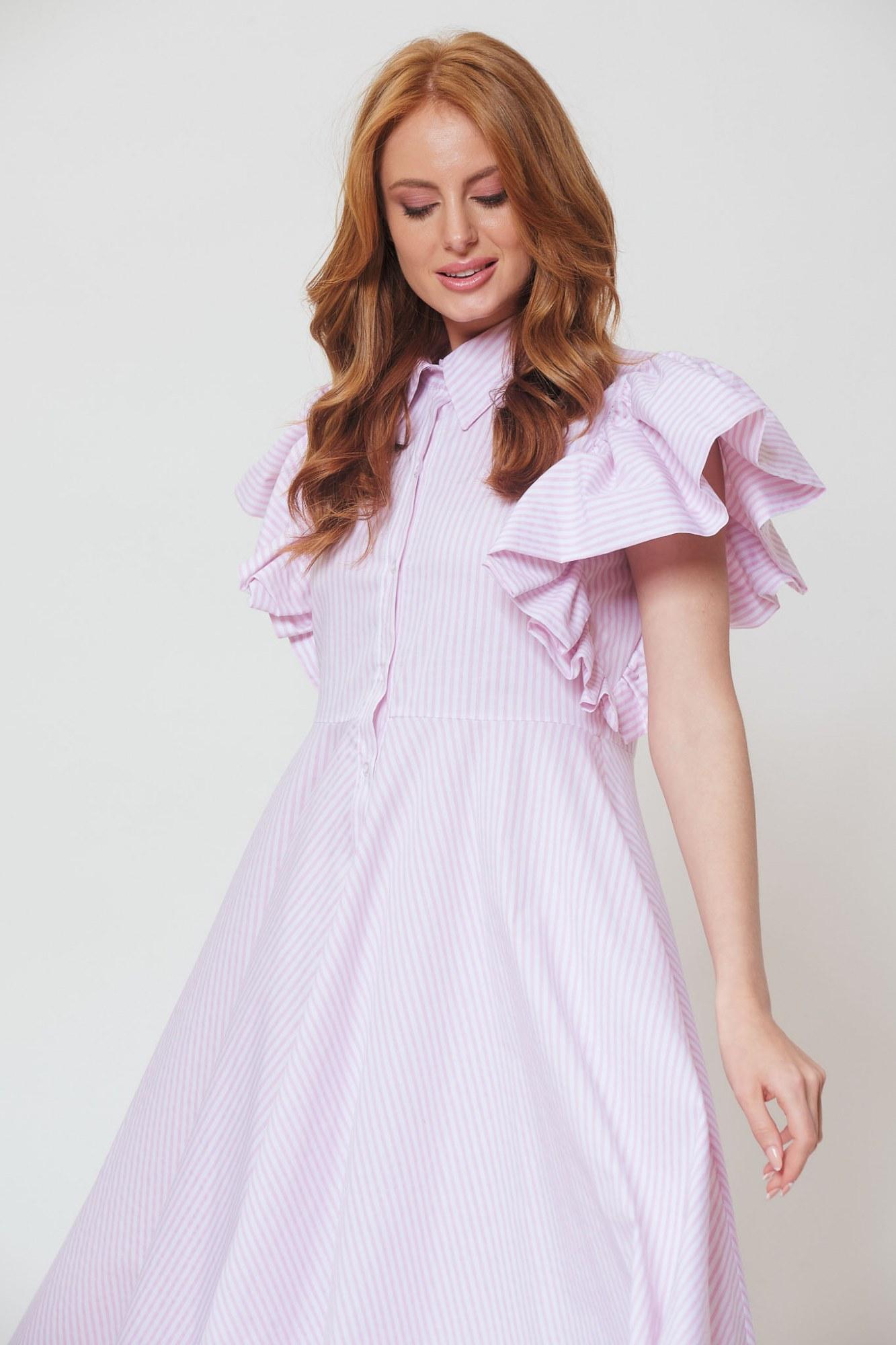 Φόρεμα Serena - ροζ